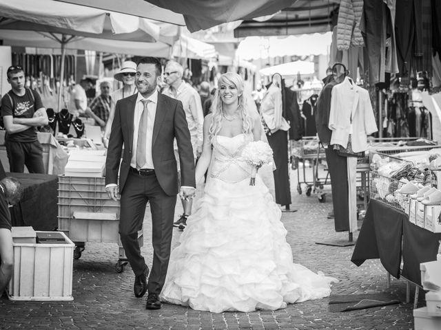 Il matrimonio di Massimo e Giorgia a Alba, Cuneo 23
