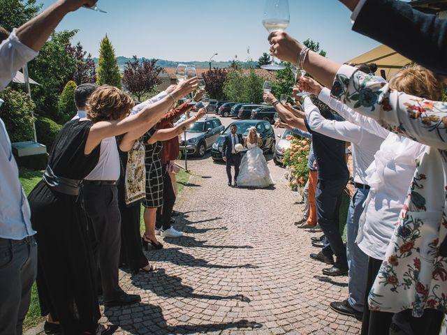 Il matrimonio di Massimo e Giorgia a Alba, Cuneo 28