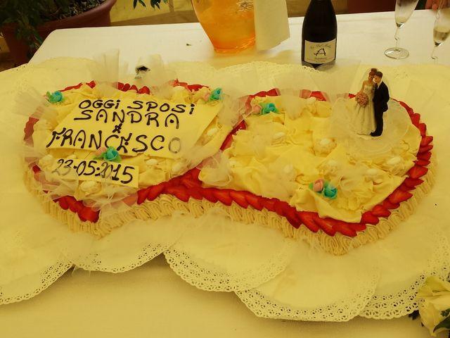 Il matrimonio di Sandra Zanattta e Francesco Cipriani a Povegliano, Treviso 2