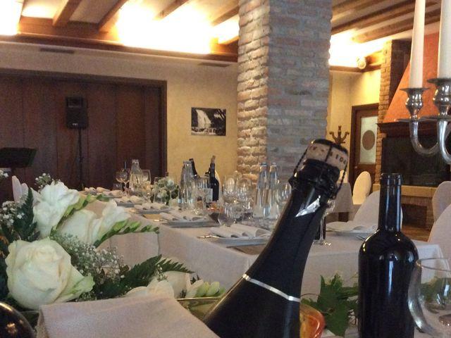 Il matrimonio di Sandra Zanattta e Francesco Cipriani a Povegliano, Treviso 8