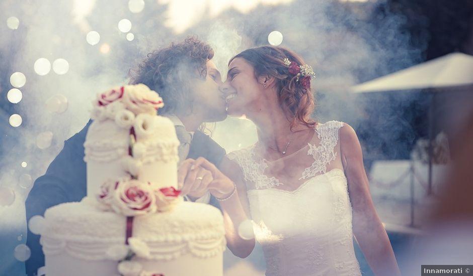 Il matrimonio di Kriss e Elisa a Castrezzato, Brescia
