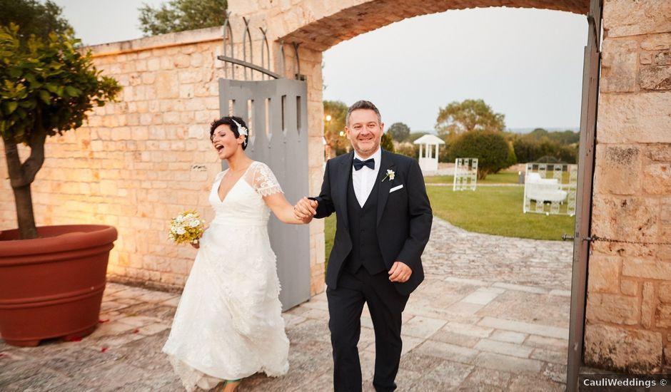 Il matrimonio di Stefano e Rosita a Bari, Bari