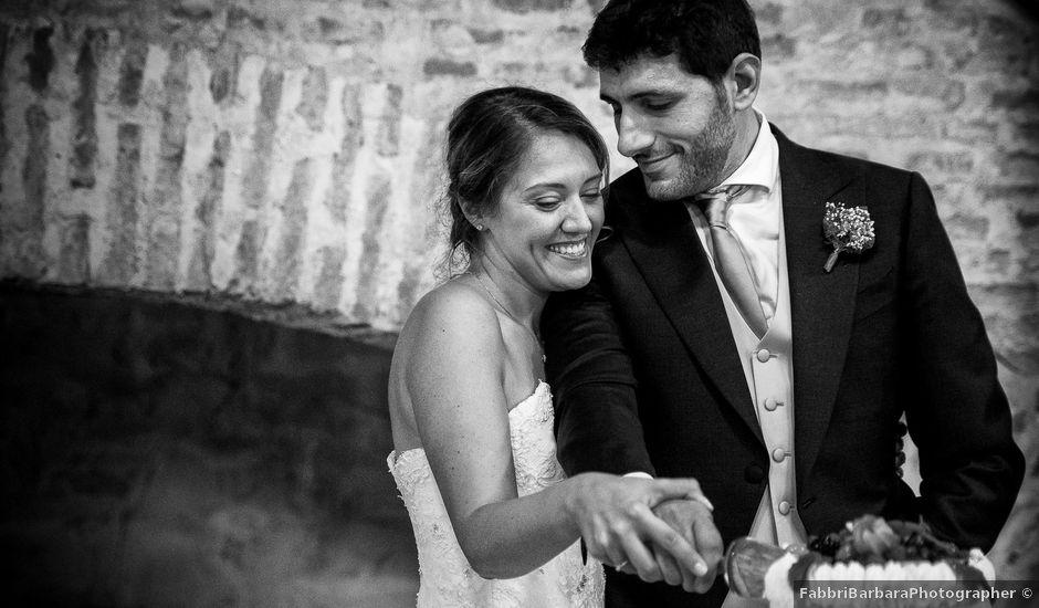 Il matrimonio di Stefano e Linda a Brisighella, Ravenna