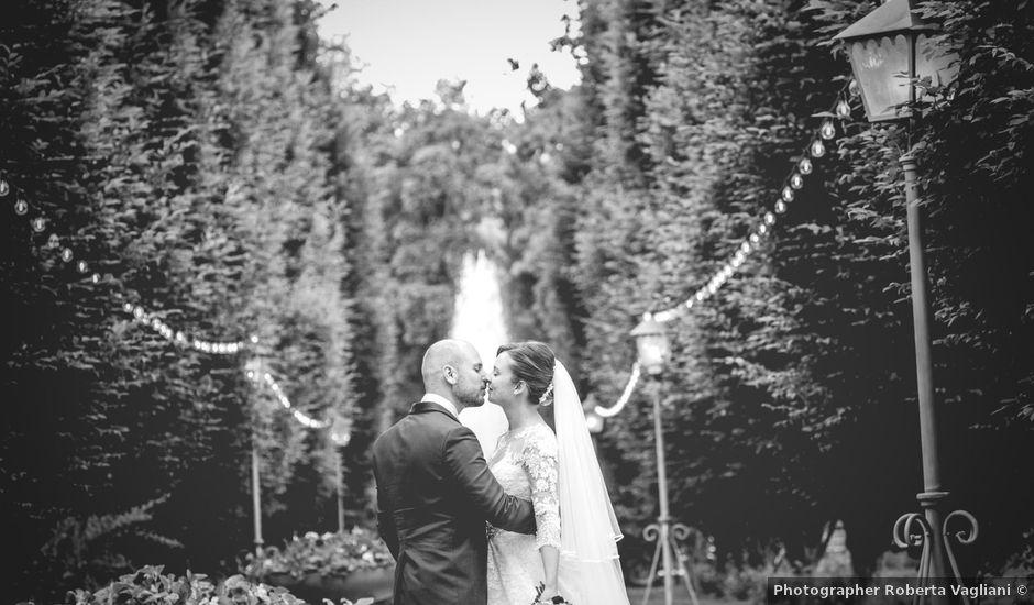 Il matrimonio di Andrea e Deborah a Canneto sull'Oglio, Mantova