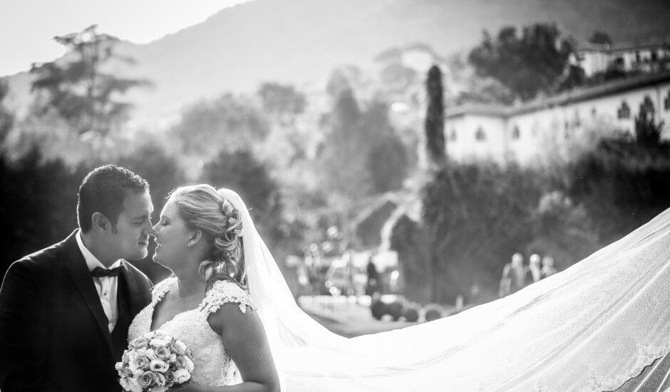 Il matrimonio di Hallam Miguel e Claudia  a Torino, Torino