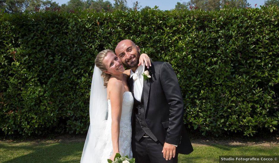 Il matrimonio di Loris e Nadia a Rho, Milano