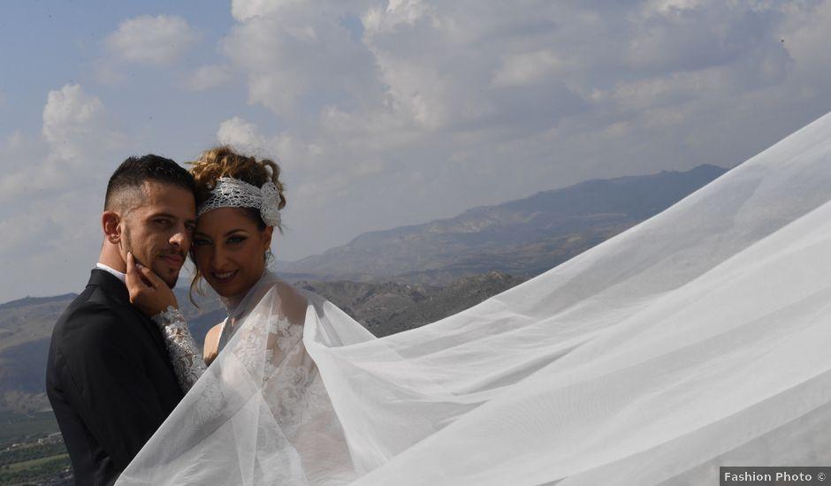 Il matrimonio di Giusy e Fabio a Paternò, Catania
