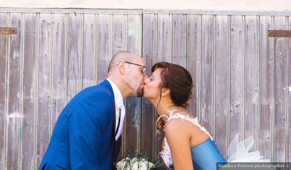 Il matrimonio di Christian e Claudia a Fermo, Fermo