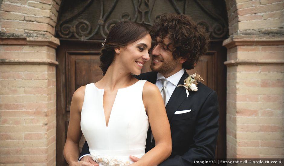 Il matrimonio di Stefano e Giulia a Scheggino, Perugia