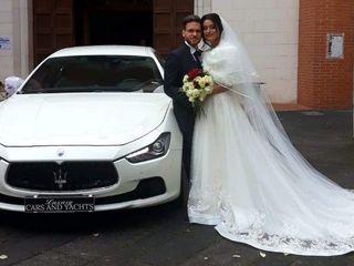 Le nozze di Fabiola e Luca