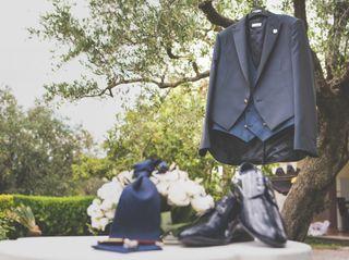 Le nozze di Fabiana e Cristiano 1