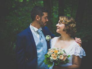 Le nozze di Jessica e François