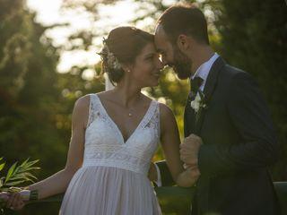 Le nozze di Giulia e Federico