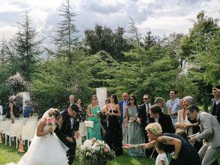 Le nozze di Matteo e Mariangela