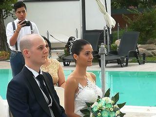 Le nozze di Massimo Budite e Hind Sidki 3