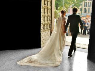 Le nozze di Lorenza e Gabriele