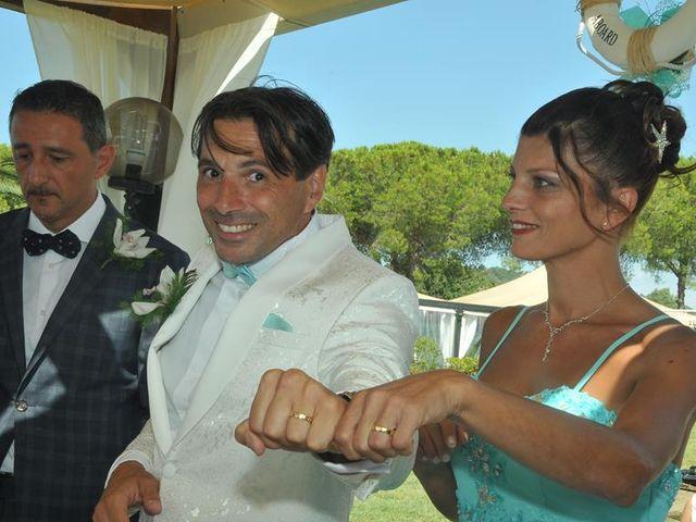Il matrimonio di Jgor  e Alessandra a Santa Marinella, Roma 2