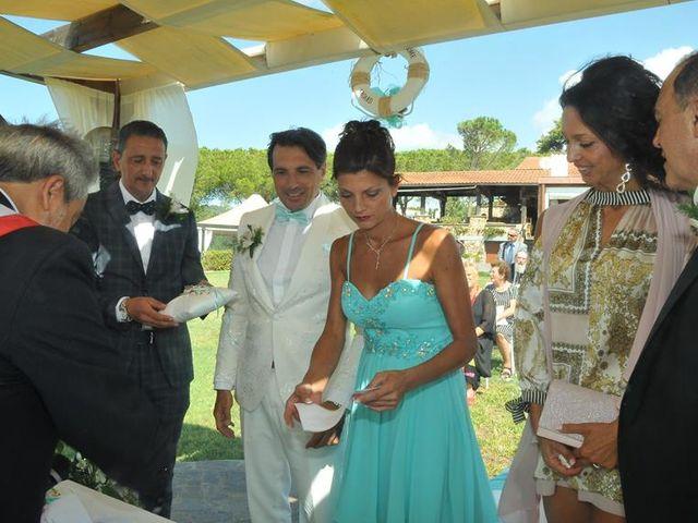 Il matrimonio di Jgor  e Alessandra a Santa Marinella, Roma 7