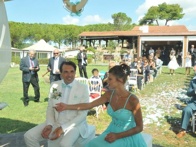 Il matrimonio di Jgor  e Alessandra a Santa Marinella, Roma 8