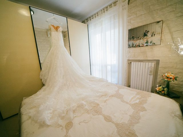 Il matrimonio di Andrea e Martina a Città Sant'Angelo, Pescara 4