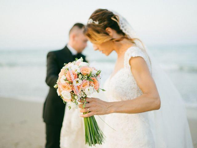 Il matrimonio di Andrea e Martina a Città Sant'Angelo, Pescara 14