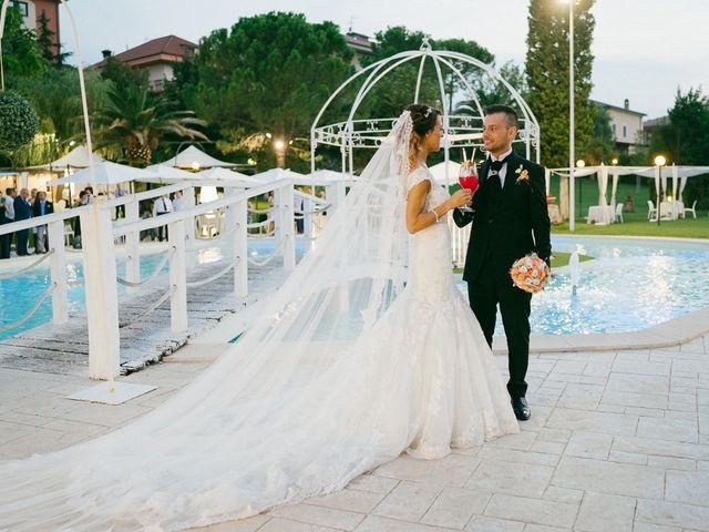 Il matrimonio di Andrea e Martina a Città Sant'Angelo, Pescara 15