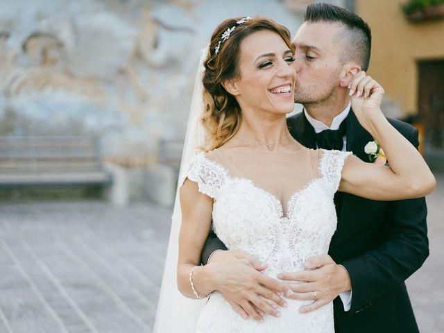 Il matrimonio di Andrea e Martina a Città Sant'Angelo, Pescara 49