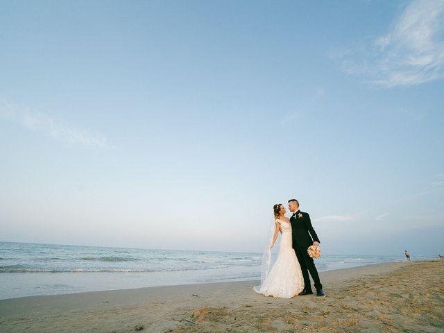 Il matrimonio di Andrea e Martina a Città Sant'Angelo, Pescara 54