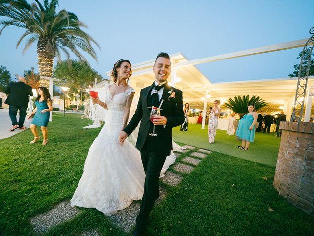 Il matrimonio di Andrea e Martina a Città Sant'Angelo, Pescara 57