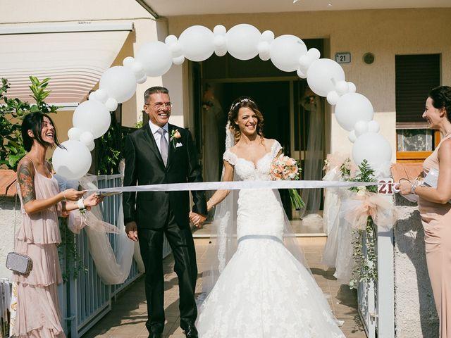 Il matrimonio di Andrea e Martina a Città Sant'Angelo, Pescara 79