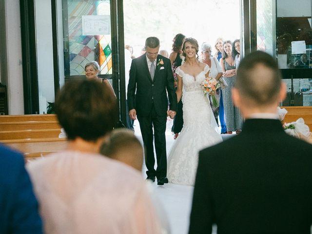 Il matrimonio di Andrea e Martina a Città Sant'Angelo, Pescara 80