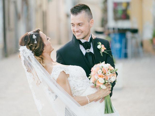 Il matrimonio di Andrea e Martina a Città Sant'Angelo, Pescara 83