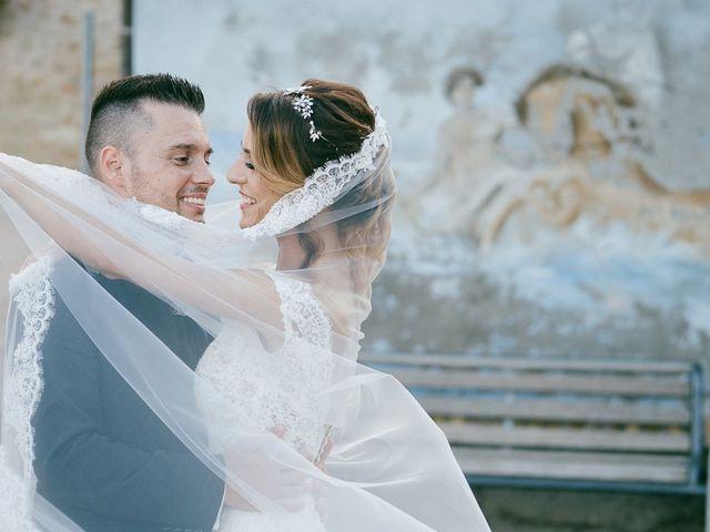 Il matrimonio di Andrea e Martina a Città Sant'Angelo, Pescara 84