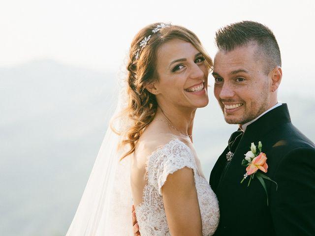 Il matrimonio di Andrea e Martina a Città Sant'Angelo, Pescara 87