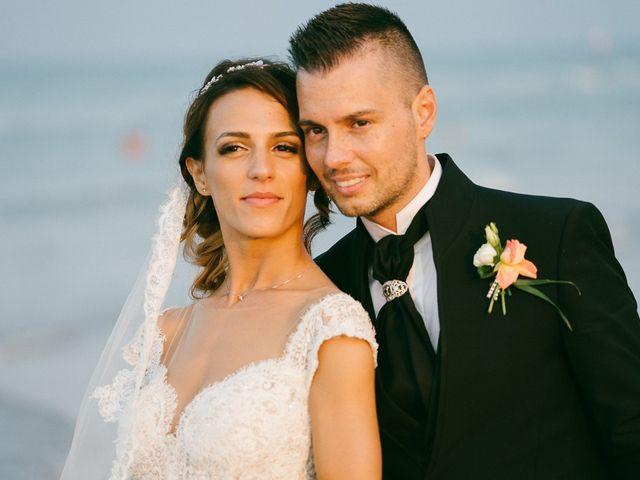 Il matrimonio di Andrea e Martina a Città Sant'Angelo, Pescara 90