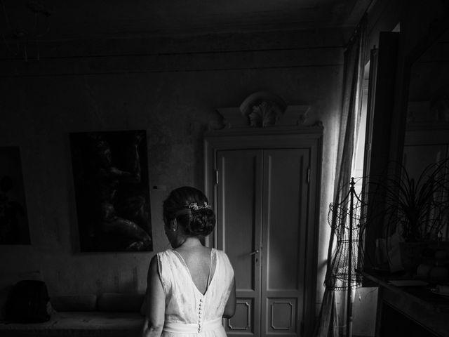Il matrimonio di Manuela e Gilberto a Laglio, Como 14