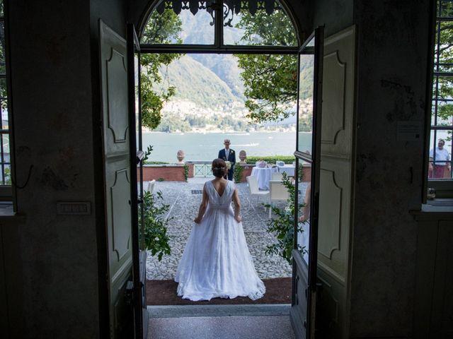 Il matrimonio di Manuela e Gilberto a Laglio, Como 19