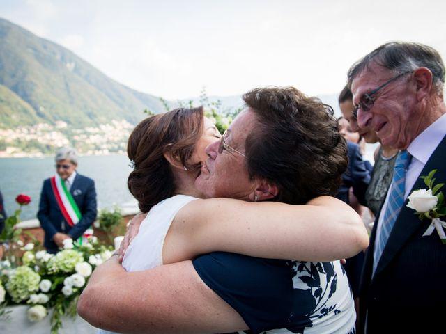 Il matrimonio di Manuela e Gilberto a Laglio, Como 27