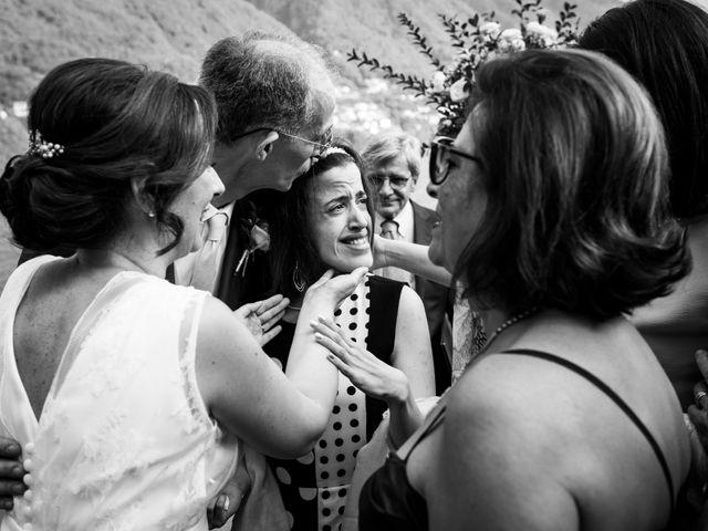 Il matrimonio di Manuela e Gilberto a Laglio, Como 29