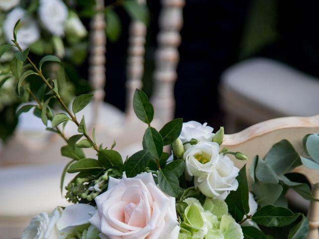 Il matrimonio di Manuela e Gilberto a Laglio, Como 37