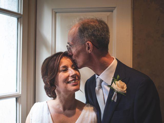Il matrimonio di Manuela e Gilberto a Laglio, Como 39