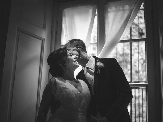 Il matrimonio di Manuela e Gilberto a Laglio, Como 2