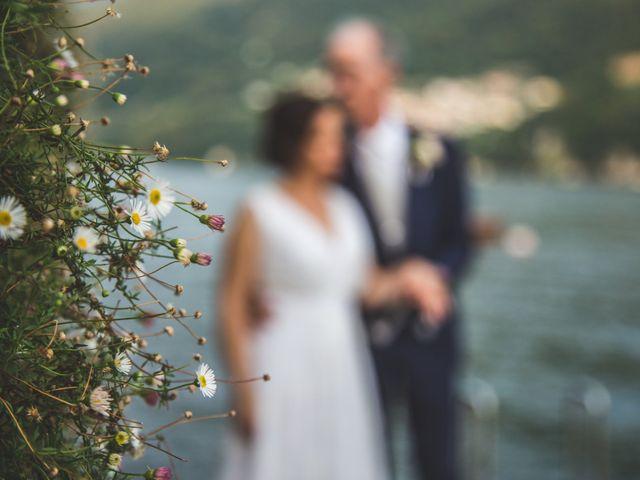 Il matrimonio di Manuela e Gilberto a Laglio, Como 41
