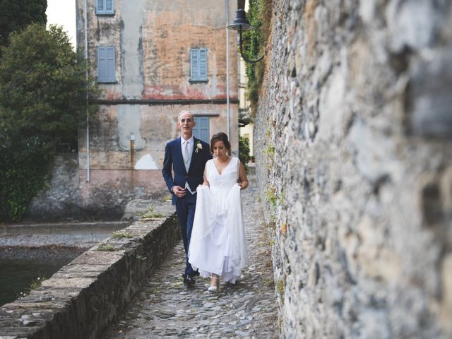 Il matrimonio di Manuela e Gilberto a Laglio, Como 43