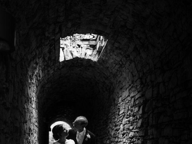 Il matrimonio di Manuela e Gilberto a Laglio, Como 44