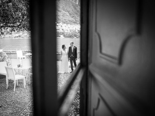 Il matrimonio di Manuela e Gilberto a Laglio, Como 45