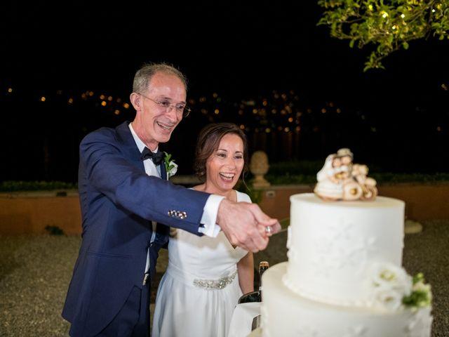 Il matrimonio di Manuela e Gilberto a Laglio, Como 50