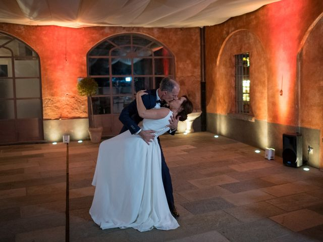 Il matrimonio di Manuela e Gilberto a Laglio, Como 58