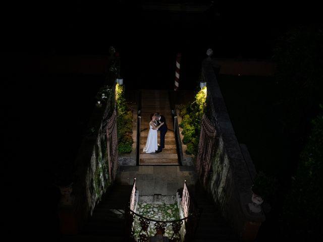 Il matrimonio di Manuela e Gilberto a Laglio, Como 62