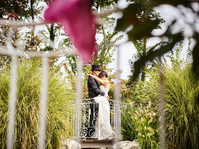 Le nozze di Monica e Martino